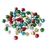 Assorted Coloured Jingle Bells