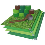 Forest Greens Fadeless Display Pack