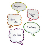 DISPLAY SPEECH BALLOONS 36PK
