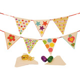 Make Your Own Paper Bunting