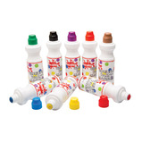 METALLIC CHUBBI MARKERS SET 8 ASST