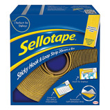 Sellotape® Hook and Loop Strip Combi Box