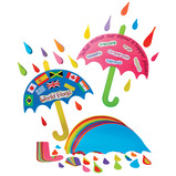 GIANT DISPLAY UMBRELLAS PK10