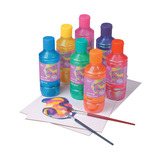 Reeves Glitter Paint and Glitter Gel Assortment