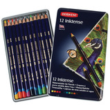 DERWENT INKTENSE TIN OF 12