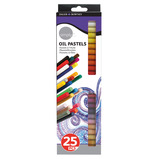SIMPLY OIL PASTELS PK25