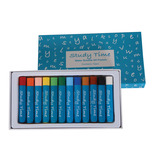 WATER SOLUBLE OIL PASTELS BX24