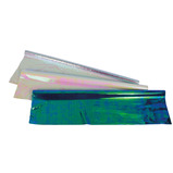 Coloured Iridescent Film Rolls
