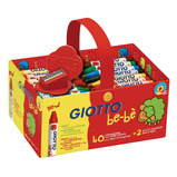 GIOTTO BEBE LARGE WAX CRAYONS PK40+