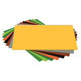 JUNGLE FUN CARD PACK A4 ASSTD PK 50