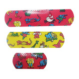 CHILDRENS ASSORTED PLASTERS - BX100
