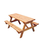 COTSWOLD 8 SEATER PICNIC BENCH