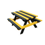 MARMAX JUNIOR PICNIC BENCH BUMBLEBEE