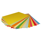 Coloured Thin Card