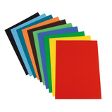 DISPLAY PAPER A2 80GSM ASSORTED PK50