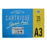 SKETCH PAD CARTRIDGE A4 102GSM EACH