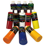 ACRYLIC CHROMACRYL 500ML GREEN EACH