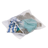 Mesh Zip Closure Laundry Bag