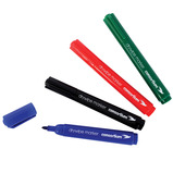 eQuality Drywipe Whiteboard Markers