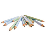 EQLTY EASYGRIP TRI PENCIL HB PK72