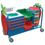 MINI WASTE TROLLEY