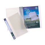 BIO DISPLAY BOOK A4 20 POCKET CLEAR