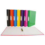 TC RING BINDER ASTD10 10 PRT DIVIDER