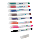 The Consortium Slim Barrel Washable Whiteboard Pens
