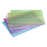 Rapesco Pastel A3 Popper Wallet