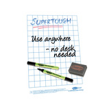 Show-me® SUPERTOUGH Boards With Squares