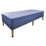 Hathaway Bed Fixed Leg Platform Set
