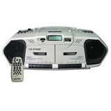 Califone Music Maker CD Twin Cassette