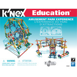 K'NEX AMUSEMENT PARK RIDES SET
