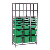 Metal Tray Storage Units - Frame and Runners