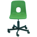Hille Series E Swivel Base Chair