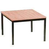 COFFEE TABLE 600X600X400(H)MM BEECH