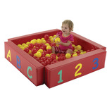 Mini Square Ball Pool