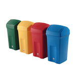 CAVALIER HEAVY DUTY BIN OPEN TOP BK