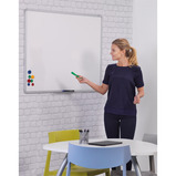 180X120 ENAMEL STEEL WRITING BOARD