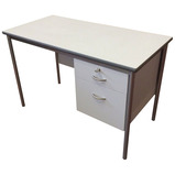 TEACHERS DESK PU BEECH